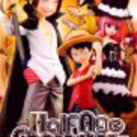 Set of 4 Half Age Characters ONE PIECE One Piece -promise of the straw hat- another Ver. Containing
