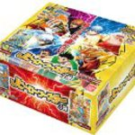 "Miracle Battle Carddass ""J Hero 3 series booster"" booster pack [AS03] (BOX)"