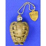 """Cominica Keychain collection """"Laputa in the sky' robotic soldiers - 0 - emblem"""