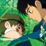 (Princess Mononoke) 150-G14 morning of 2 Playback 150 piece puzzle mini Studio Ghibli cinema art 2 Shot Series