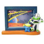 Music box with photo frame Buzz Lightyear u0026 Alien Toy Story Disney