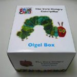 The very hungry caterpillar music BOX [music] [Eric Carl]