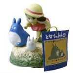 Studio Ghibli My Neighbor Totoro Music Box Encounter with Totoro