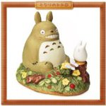 Next to my Neighbor Totoro music box scenes staring contest