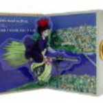 Kiki's Delivery Service Music Box BOOK type