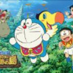 Children Jigsaw Puzzle Doraemon Nobita to Kiseki No Sima