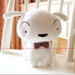 [Crayon Shin-Chan I] dog Shiloh plush toys