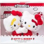 [Hello Kitty]40th anniversary plush