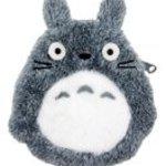 Coin purse Totoro fluffy