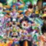 Dragon Ball Z 950piece DRAGONBALL Z CHRONICLES 1 950-35