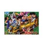 Dragon Ball Z - Jungle Drive Jigsaw Puzzle