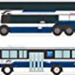 And the bus moving China Jr started 30th anniversary 2 set diorama products (manufacturers limited edition)