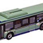 National bus JB055 Sendai city transportation Bureau Isuzu erga non-step bus diorama supplies (manufacturer limited edition)