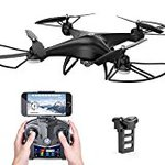Holy Stone drone 720 p wide angle HD camera high-maintenance FPV real headless mode mode 1/2 free convertible equipped domestic authenticated HS110D