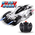 Walls / ceiling / floor je...! RC car toys latest version RC car new remote control car wall launder WALL ROUNDER LED with adsorption easy operation RC presents Christmas hobby