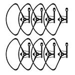 Holy Stone prop Guard For HS160 propeller guard to eight set spare parts
