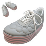 TOKYO BOPPER No.333 / Gray-smooth leather