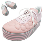 TOKYO BOPPER No.333 / Pink-smooth leather