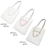 TOKYO BOPPER No.11178/ Heart tote bag