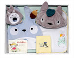 Totoro Baby Hat Set