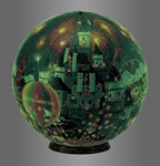 960 Piece Fantasyland 3D Puzzle