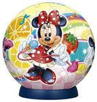 60 Piece Singing Minnie Mouse 3D Puzzle