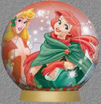 60 Piece Disney Princess Holly 3D Puzzle