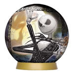 60 Piece 3D Jigsaw Nightmare Before Christmas - Welcome to Halloween Town