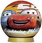 60 Piece Lightning McQueen 3D Puzzle