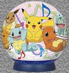 60 Piece 3D Puzzle - Pokemon Full Chorus