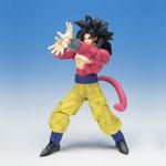 Dragonball Z Hybrid Action Figure Super Saiyan 4 Goku