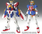 God Gundam and Nobell Gundam