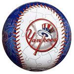3D MLB Yankees Puzzle 60P