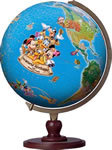 World Heritage Fantastic Globe 960P 3D Puzzle
