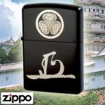 Zippo - Japanese Samurai House Insignias - Tokugawa Ieyasu