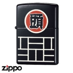 Zippo - Traditional Edo Design - The Boss