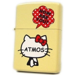 Zippo - Hello Kitty x Atmos Collaboration Model - Beige
