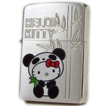 Zippo - Hello Kitty x 2008 Beijing Games Panda Model