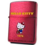 Zippo - Hello Kitty Historical Series - Metal Red