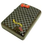 Zippo - Hello Kitty Checkered Ribbon Zippo