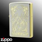 Zippo - Avalokitesvara Bodhisattva - Silver gold