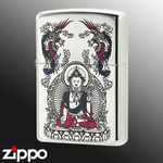 Zippo - Avalokitesvara Bodhisattva - Platinum