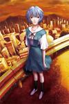 Evangelion - Rei Ayanami Jigsaw Puzzle