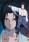 Naruto: Shippuden - Avenger of the Night - Sasuke Uchiha Jigsaw Puzzle