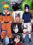 Naruto: Shippuden - Destiny Collides Jigsaw Puzzle