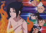 Naruto: Shippuden - Recapture Sasuke Jigsaw Puzzle