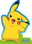 Pokemon Diamond and Pearl  - Pikachu Jigsaw Puzzle