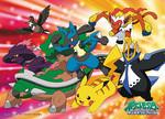 Pokemon Diamond and Pearl  - Prepare for Battle! Jigsaw Puzzle