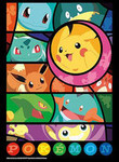 Pokemon AG - Now You See Them, Now You Don't Jigsaw Puzzle