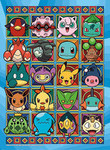 Pokemon - Collection Jigsaw Puzzle